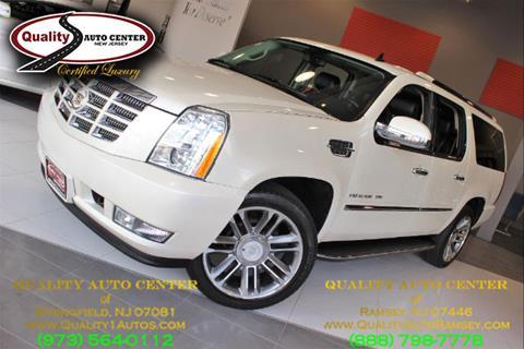 2011 Cadillac Escalade ESV for sale in Springfield, NJ