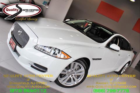 2013 Jaguar XJL for sale in Springfield, NJ
