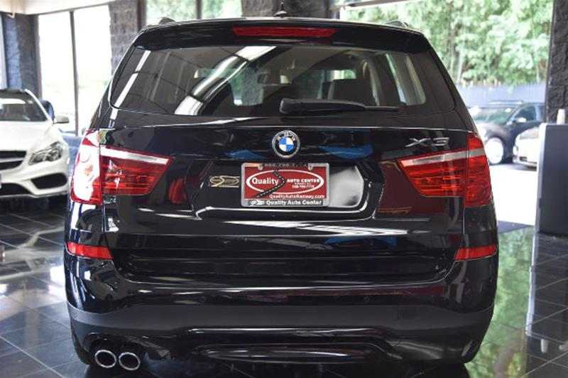 2015 Bmw X3 AWD xDrive28i 4dr SUV In Springfield NJ  Quality Auto