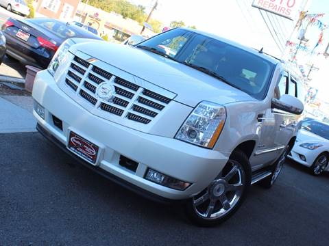 2011 Cadillac Escalade for sale at Quality Auto Center in Springfield NJ