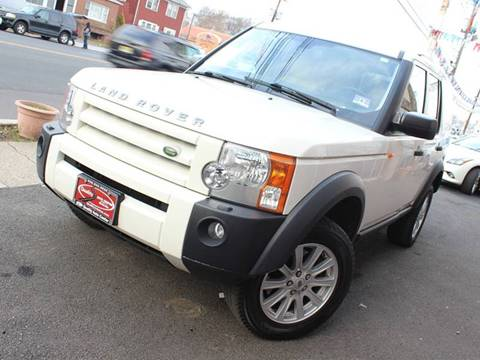 2008 Land Rover LR3 for sale at Quality Auto Center in Springfield NJ