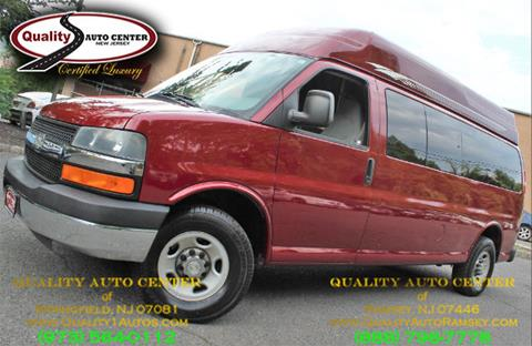 2007 Chevrolet Express Passenger for sale in Springfield, NJ