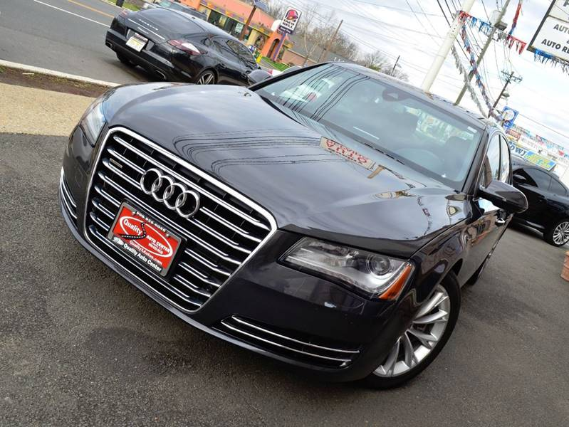 2011 Audi A8 for sale at Quality Auto Center in Springfield NJ