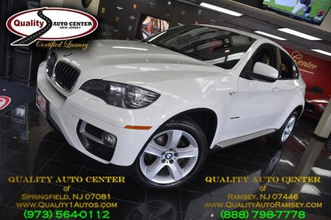 2013 BMW X6 for sale in Springfield, NJ