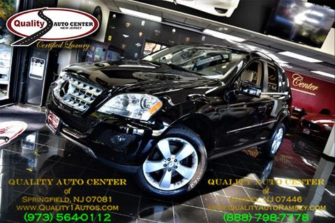 2011 Mercedes-Benz M-Class for sale in Springfield, NJ