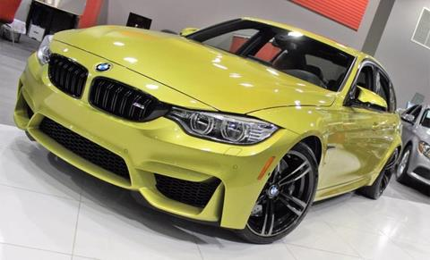 2016 BMW M3 for sale in Springfield, NJ