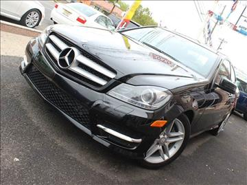 2012 Mercedes-Benz C-Class for sale at Quality Auto Center in Springfield NJ