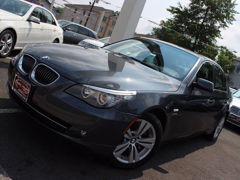 2009 BMW 5 Series for sale at Quality Auto Center in Springfield NJ