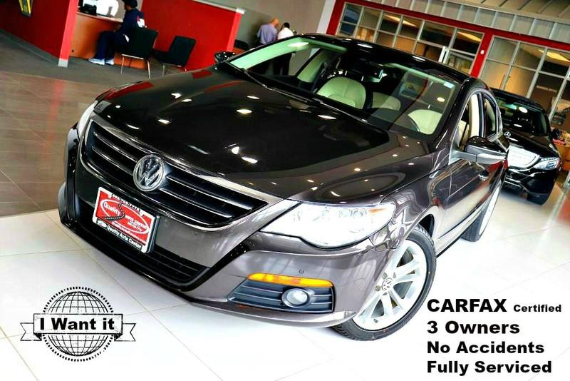 2010 Volkswagen Cc Luxury Pzev 4dr Sedan In Springfield Nj Quality