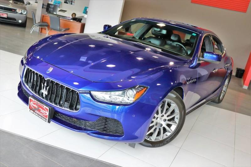 2014 Maserati Ghibli Awd S Q4 4dr Sedan In Springfield Nj Quality