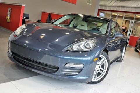 2011 Porsche Panamera for sale in Springfield, NJ