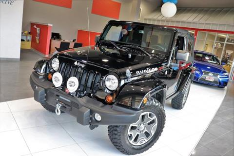 2013 Jeep Wrangler for sale in Springfield, NJ