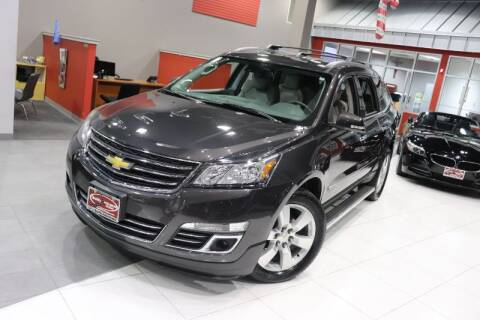 2014 Chevrolet Traverse for sale at Quality Auto Center in Springfield NJ