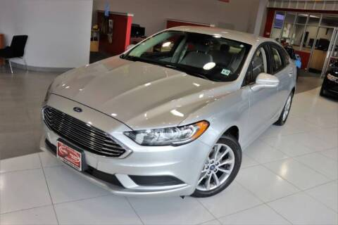 2017 Ford Fusion for sale at Quality Auto Center in Springfield NJ