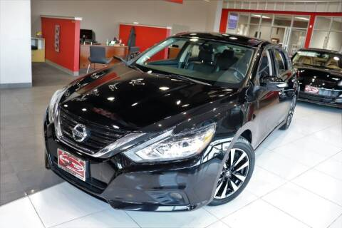 2018 Nissan Altima for sale at Quality Auto Center in Springfield NJ