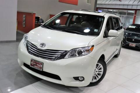 2017 Toyota Sienna for sale at Quality Auto Center in Springfield NJ
