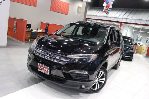 2017 Honda Pilot for sale at Quality Auto Center in Springfield NJ