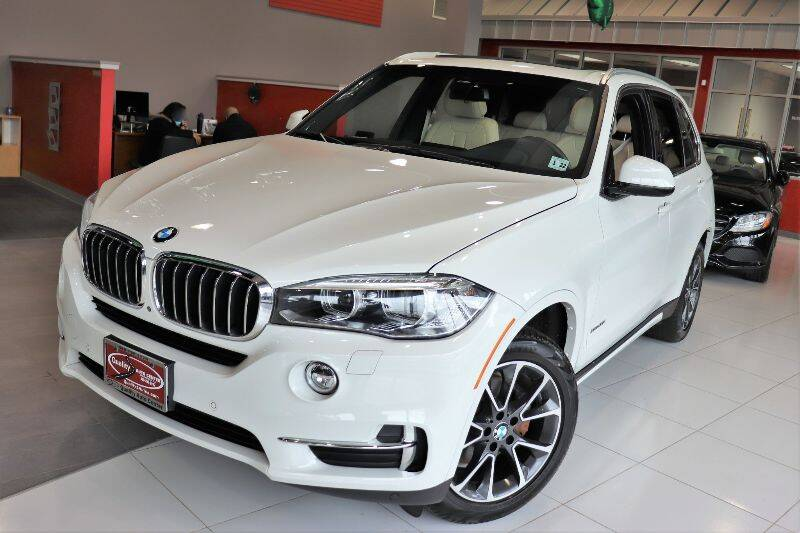 2017 BMW X5 for sale at Quality Auto Center in Springfield NJ