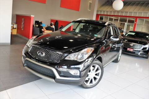 2017 Infiniti QX50 for sale at Quality Auto Center in Springfield NJ