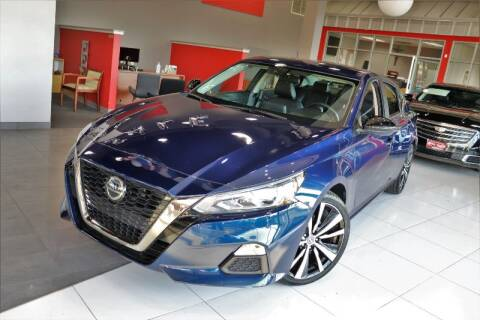 2019 Nissan Altima for sale at Quality Auto Center in Springfield NJ