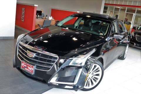 2016 Cadillac CTS for sale at Quality Auto Center in Springfield NJ