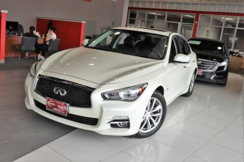 2017 Infiniti Q50 for sale at Quality Auto Center in Springfield NJ