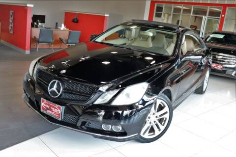 2010 Mercedes-Benz E-Class for sale at Quality Auto Center in Springfield NJ