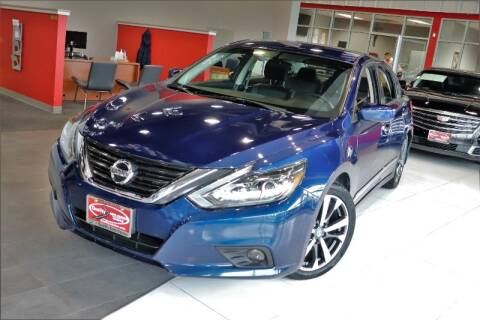 2016 Nissan Altima for sale at Quality Auto Center in Springfield NJ