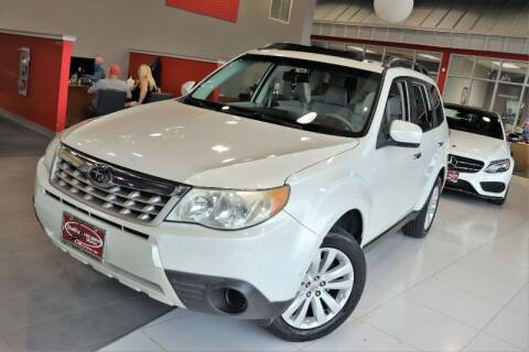 2011 Subaru Forester for sale at Quality Auto Center in Springfield NJ