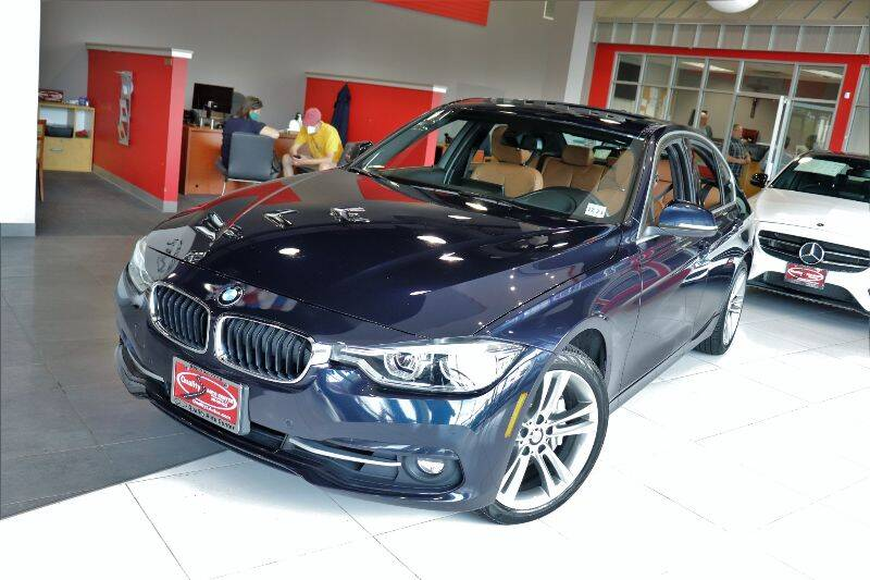 2017 BMW 3 Series for sale at Quality Auto Center in Springfield NJ