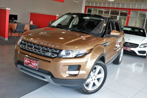 2015 Land Rover Range Rover Evoque for sale at Quality Auto Center in Springfield NJ