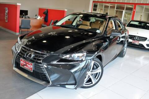 2017 Lexus IS 300 for sale at Quality Auto Center in Springfield NJ