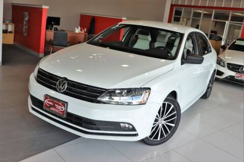 2017 Volkswagen Jetta for sale at Quality Auto Center in Springfield NJ