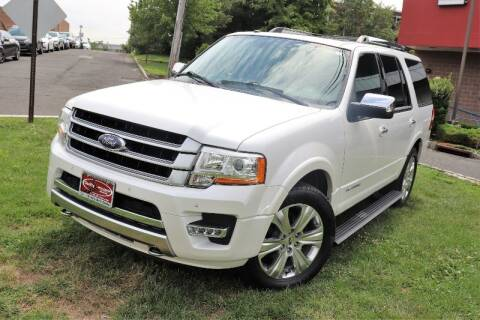 2016 Ford Expedition for sale at Quality Auto Center in Springfield NJ