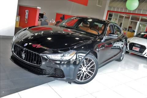 2017 Maserati Ghibli for sale at Quality Auto Center in Springfield NJ