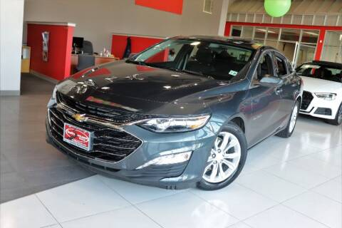 2020 Chevrolet Malibu for sale at Quality Auto Center in Springfield NJ