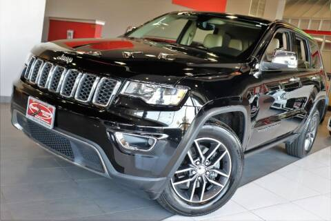 2017 Jeep Grand Cherokee for sale at Quality Auto Center in Springfield NJ