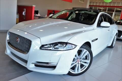 2016 Jaguar XJL for sale at Quality Auto Center in Springfield NJ