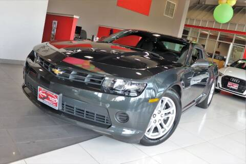 2014 Chevrolet Camaro for sale at Quality Auto Center in Springfield NJ