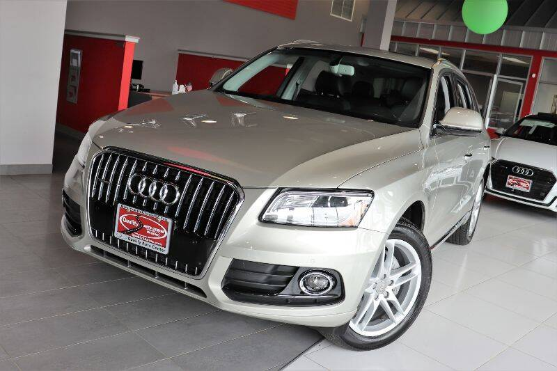 2017 Audi Q5 for sale at Quality Auto Center in Springfield NJ