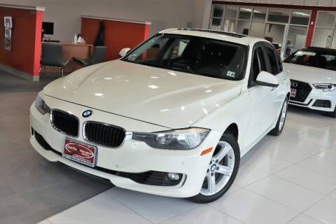 2015 BMW 3 Series for sale at Quality Auto Center in Springfield NJ