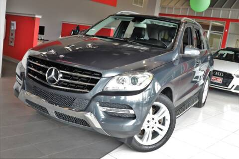 2014 Mercedes-Benz M-Class for sale at Quality Auto Center in Springfield NJ