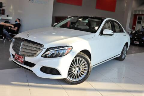 2015 Mercedes-Benz C-Class for sale at Quality Auto Center in Springfield NJ