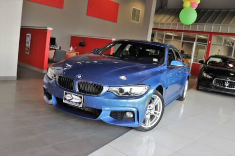 2017 BMW 4 Series for sale at Quality Auto Center in Springfield NJ