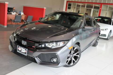 2017 Honda Civic for sale at Quality Auto Center in Springfield NJ