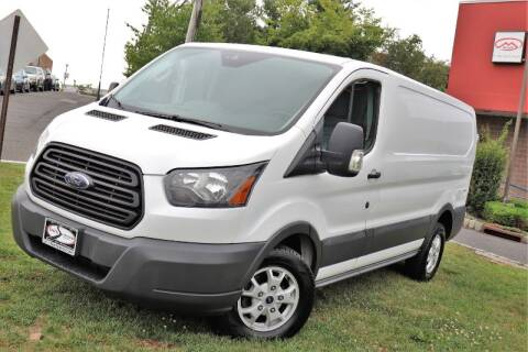 2015 Ford Transit Cargo for sale at Quality Auto Center in Springfield NJ