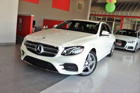 2017 Mercedes-Benz E-Class for sale at Quality Auto Center in Springfield NJ