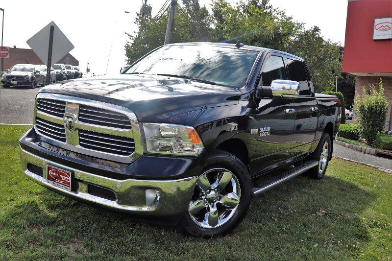 2017 RAM Ram Pickup 1500 for sale at Quality Auto Center in Springfield NJ