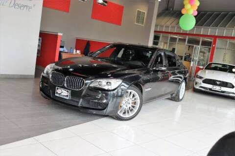 2014 BMW 7 Series for sale at Quality Auto Center in Springfield NJ