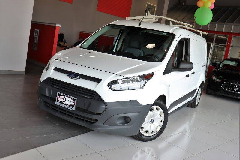 2016 Ford Transit Connect Cargo for sale at Quality Auto Center in Springfield NJ